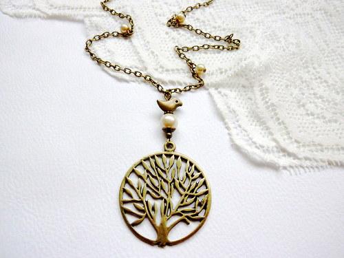 Řetízek - Strom života