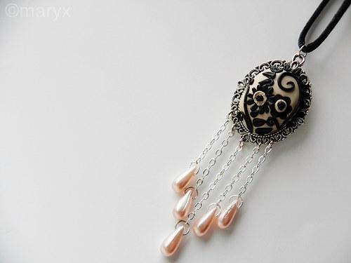 Barokní náhrdelník