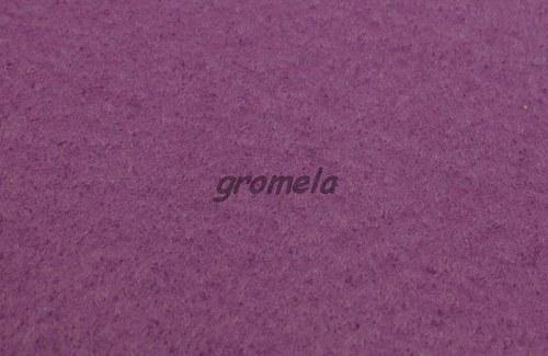 Světle fialový filc 1,5 mm - 64