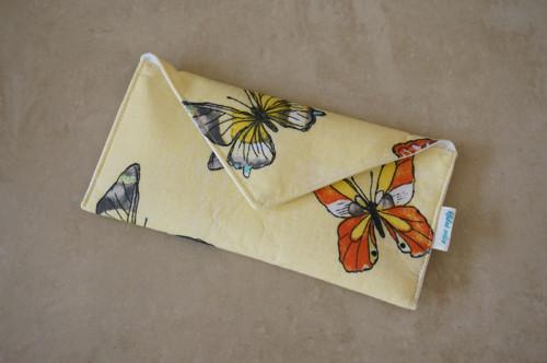 Darovací obálka - motýlci