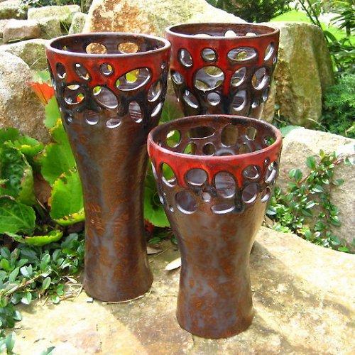 Vázy INFERNO - větší