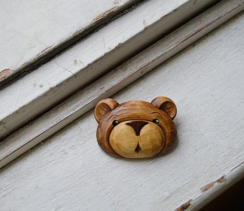 Medvídek 1 - brož