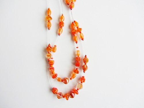 Pomerančové korále