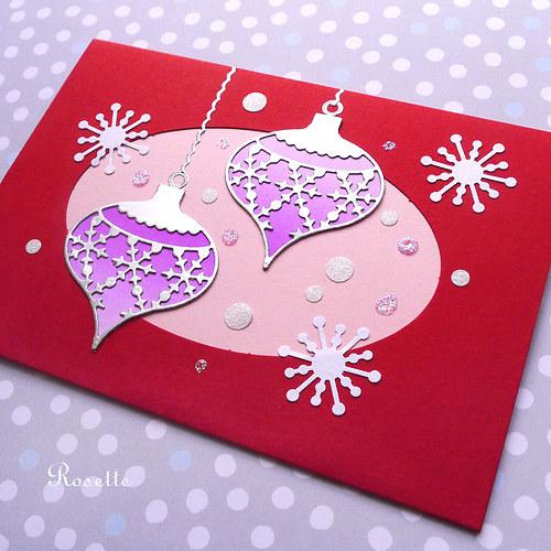 Vánoční oslavy ...  -  přání