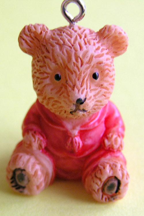 Přívěšek medvědí kluk
