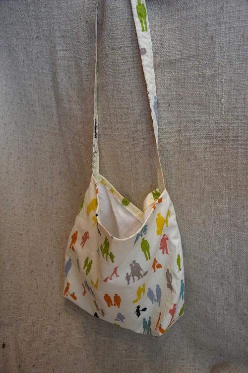Handmade bavlněná (nákupní) taška