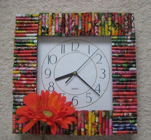 Barevné hodiny do každé rodiny... SLEVA !