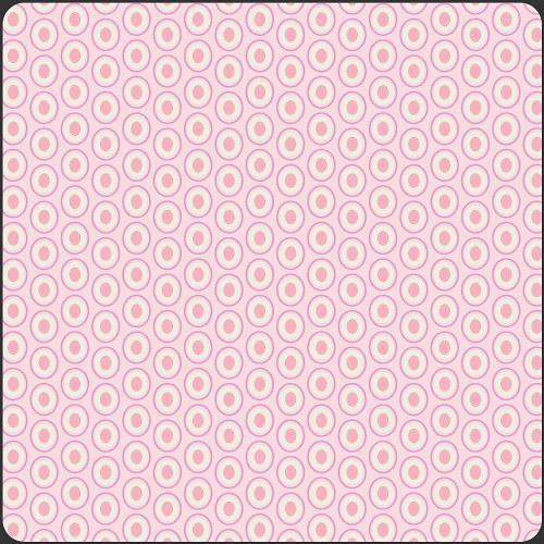 Látka Oval Elements Petal Pink 904