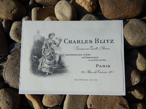 Látkový panel Charles Blitz-sleva!