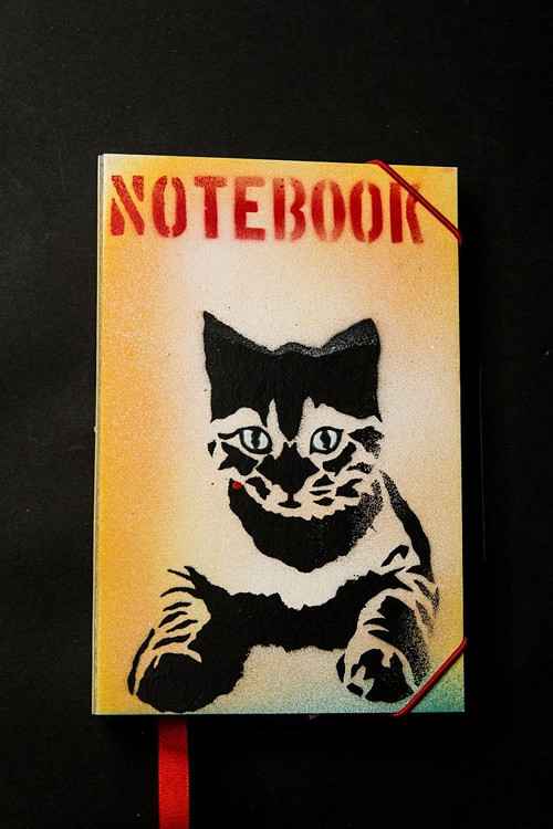Notes A6 KITTY