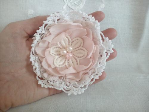 """Romantická květina \"""" šípková růže I.\"""""""