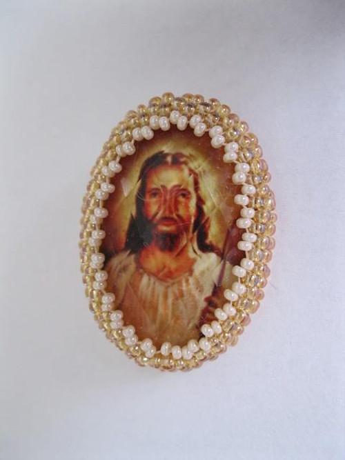BROŽ ŠITÁ - SVATÝ JEŽÍŠ
