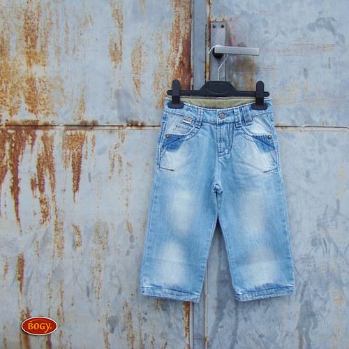 SLEVA chapecké světlé džíny