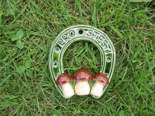 houbařům pro štěstí