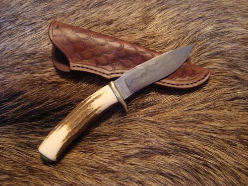 Damaškový nůž