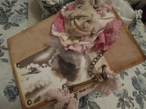 ...Shabby chic A5...
