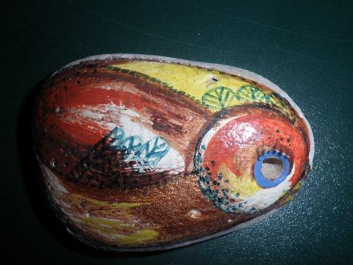 těžítko-kamínek