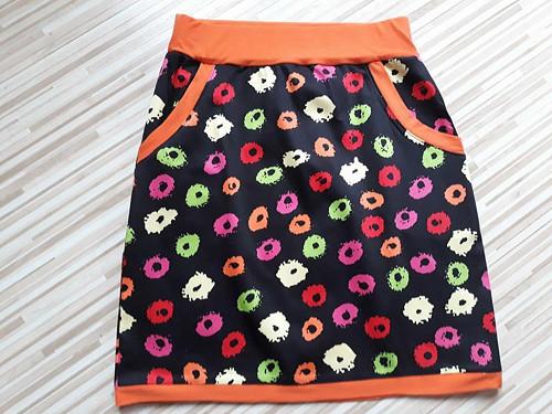 Moderní sukně