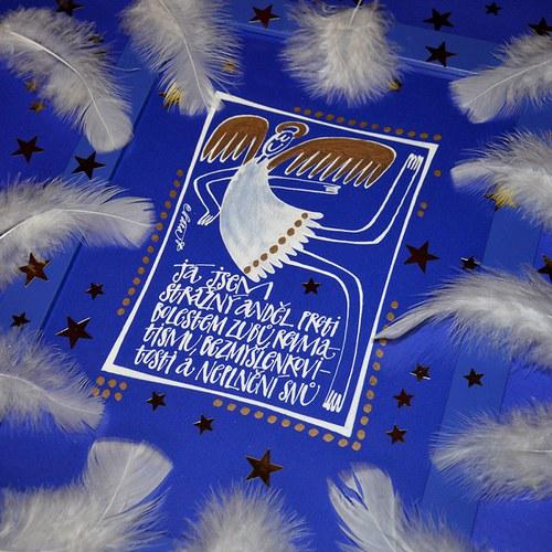 strážný anděl proti bolestem zubů a tak...