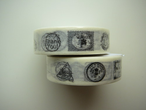 Washi tape pásky 15m, š.15 mm
