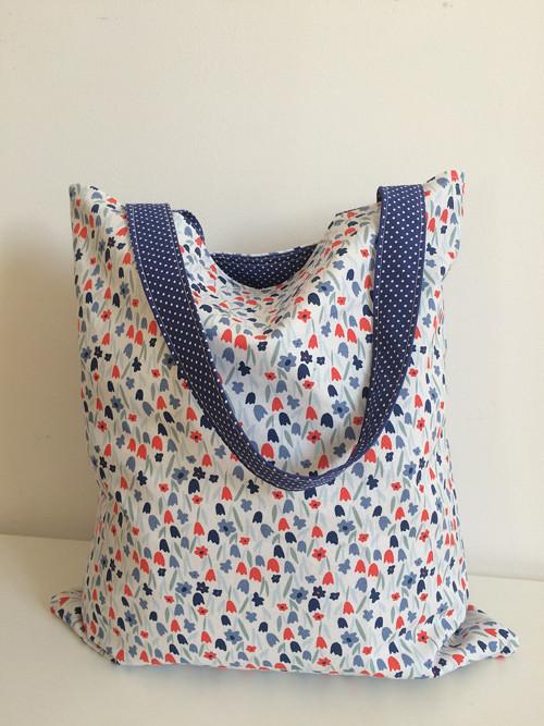 nákupní taška - jarní