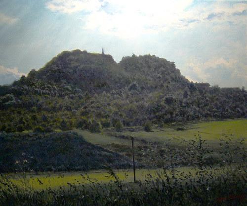 Jan Severa -  Na úpatí Veliše