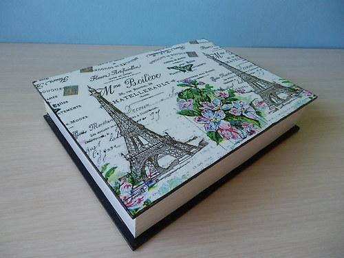 Šperkovnice Jarní Paříž