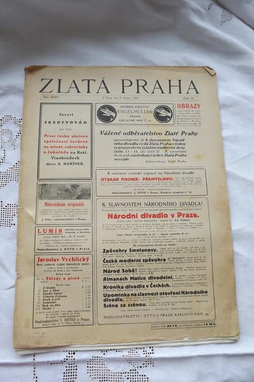 Zlatá Praha č. 32