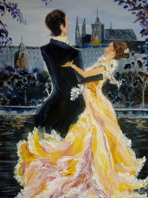 Tanec s tebou si užívám