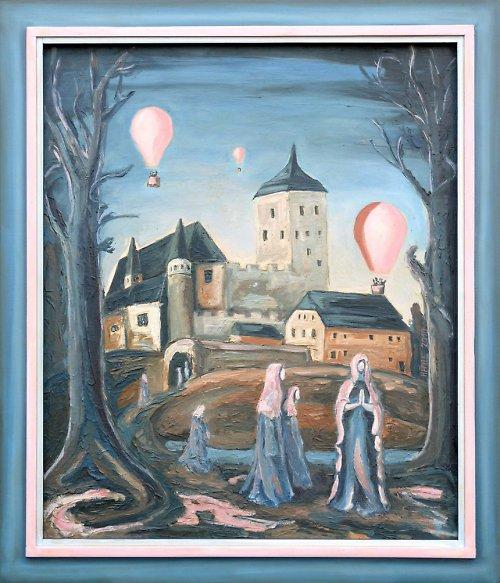 Obraz Tajemství hradu Kost