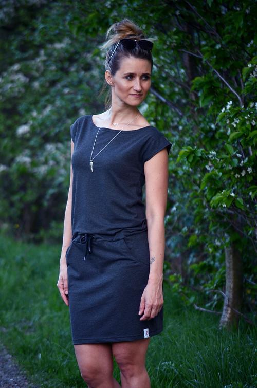 Volné šaty - vyberte si svou barvu !!