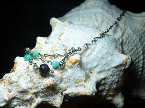 Řetízek (náhrdelník) z chirurgické oceli – Edith