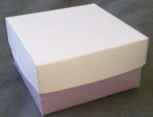 Dárková krabička - polotovar