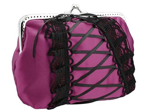 Společenská dámská kabelka 0760A