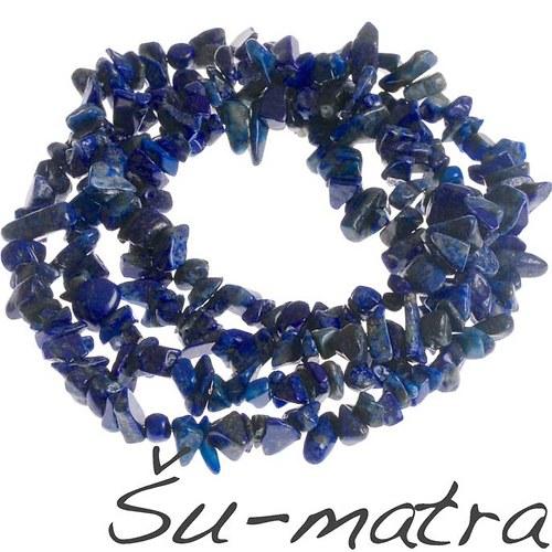 Lapis lazuli - zlomky, 15 cm