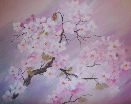 Čas rozkvetlých jabloní