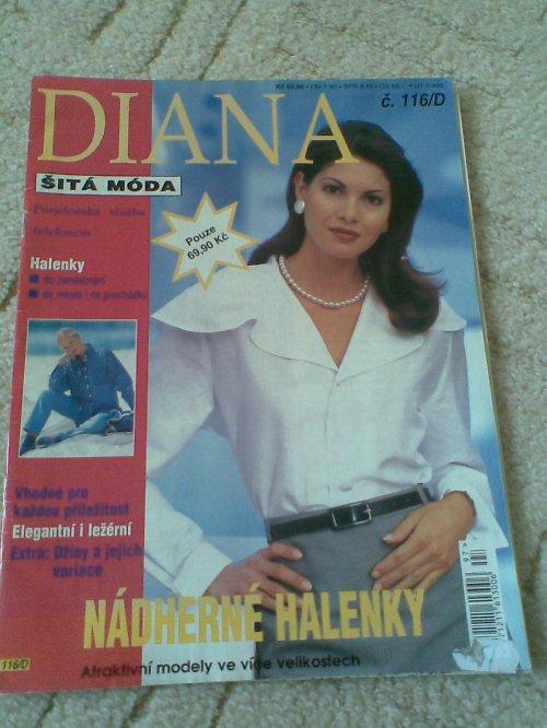 Diana Šitá móda 116/D