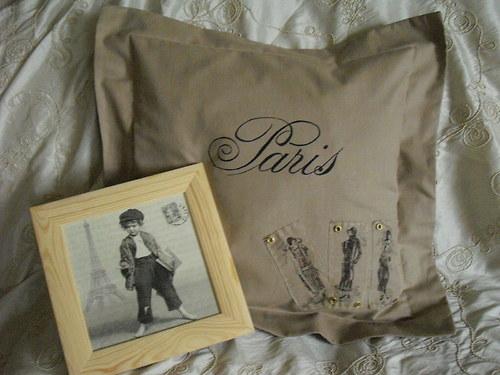 Ach ta Paříž...