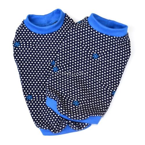 Tričko pro psí holky Modré