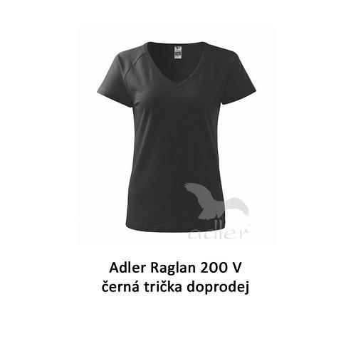Dámské tričko Adler Raglan V 200