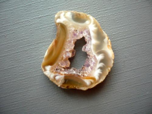 Achát peříčkový 23 mm, č.2