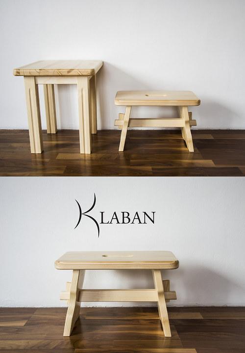 Stolička - Stolec -přírodní