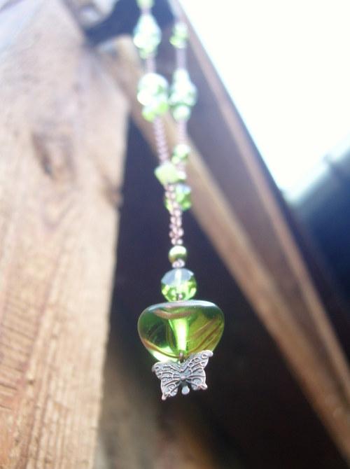 """náhrdelník \""""Lesní žínka\"""""""