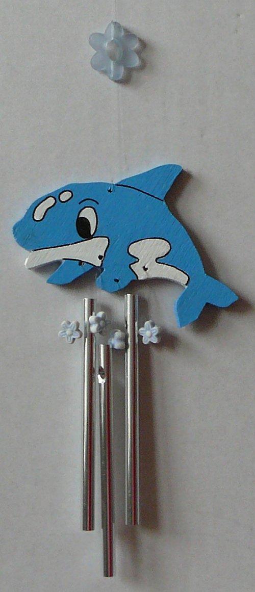 zvonkohra delfín