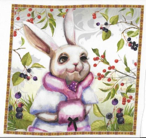bavlněná látka - panel 20 x 20 cm