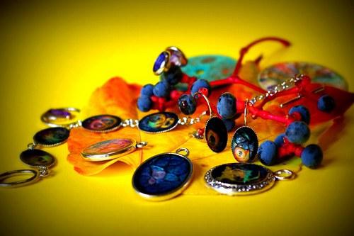 Kreativní malování šperků - pro vlastní skupinu