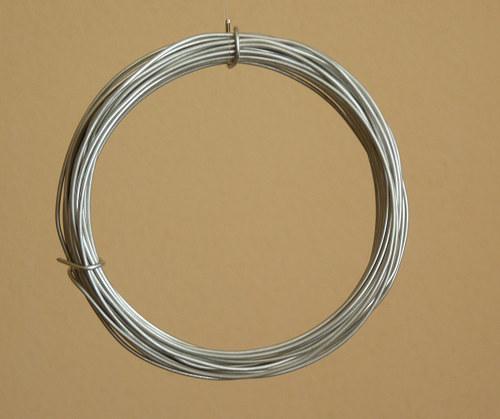 Měděný pocínovaný drát tl. 1,38 mm 10 m