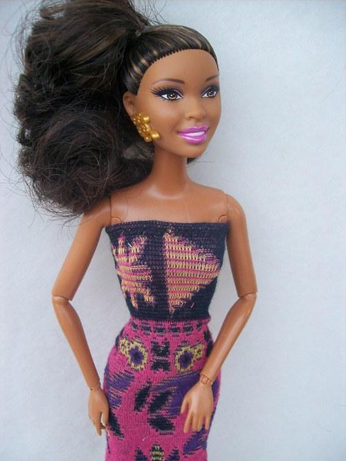 Pro Barbie úpletové