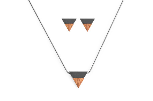 RUBI set Earrings & Necklace