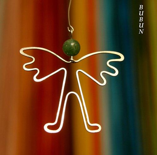 Aventurínový Anděl...kuk - je to  Kluk...